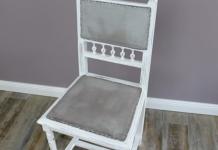 shabbare sedie