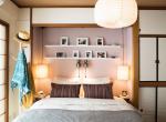 Arredare camera da letto struttura mandal