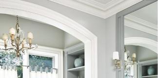 Bagno grigio chiaro: maiolica