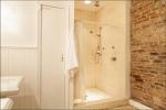 Bagno in muratura e doccia