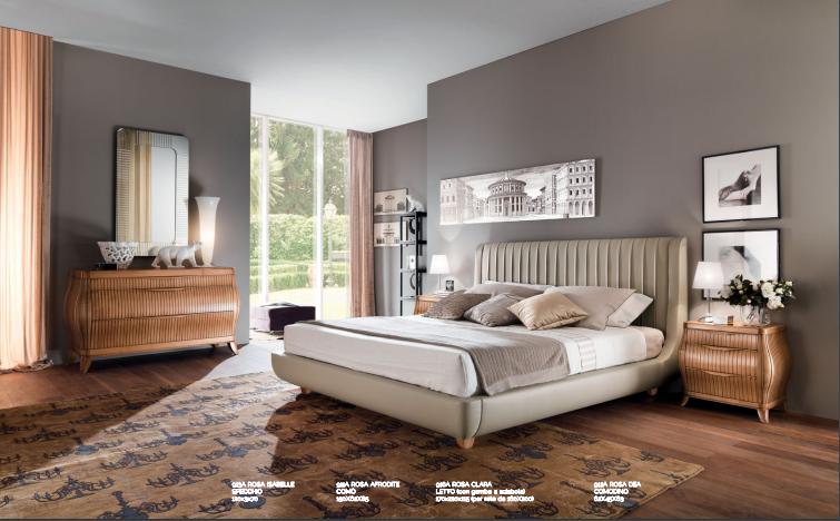 Le camera da letto Le Fablier per vivere in un sogno perenne
