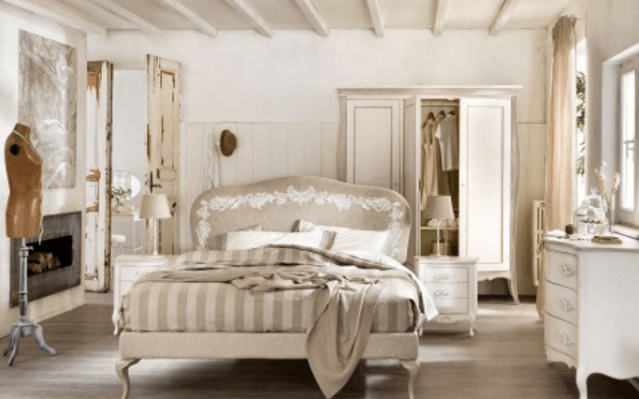 consigli per arredare la tua camera da letto in stile Shabby ...