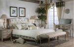 Camere letto provenzale: verde
