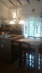Casa Elisabetta Mancini cucina tavolo