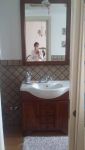 Casa Elisabetta Mancini lavabo bagno