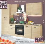 catalogo mondo convenienza cucina athena frigo