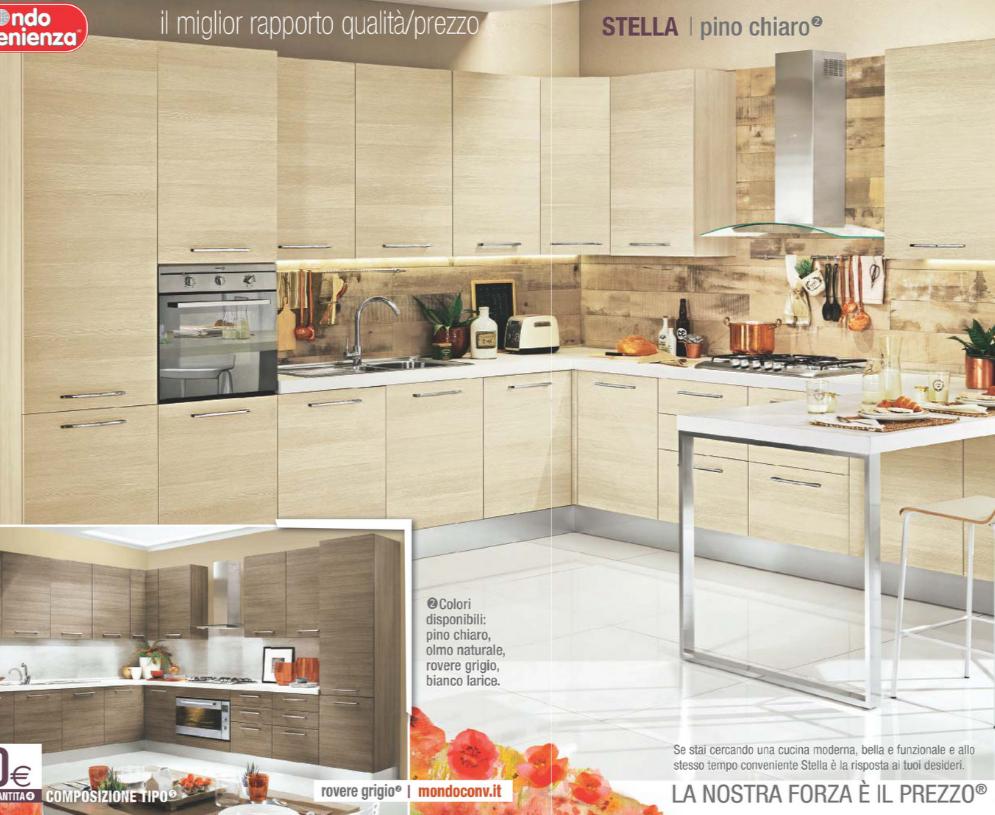 Catalogo Mondo Convenienza cucine (1 settembre al 31 ...