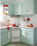 come arredare una casa vintage cucina