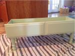 come trasformare cassetto con la vernice