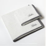 coppia asciugamani leonardo bellora