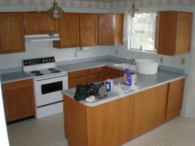 L\'incredibile trasformazione di una cucina anni \'80 con ...