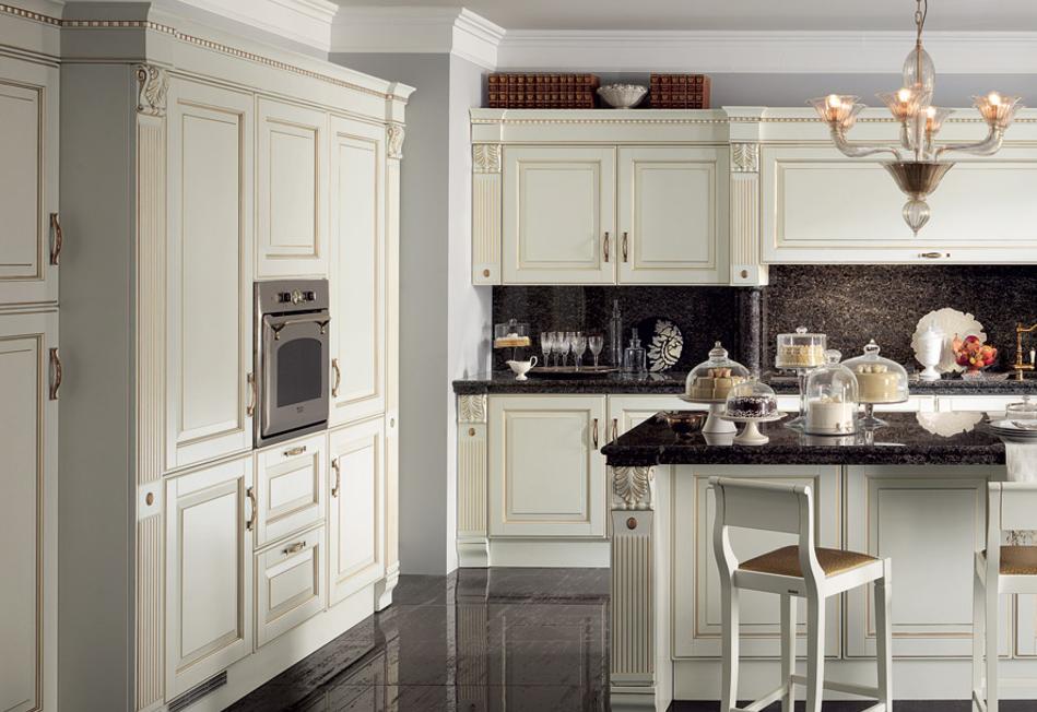 Cucina Scavolini in stile shabby chic: ecco le foto del catalogo