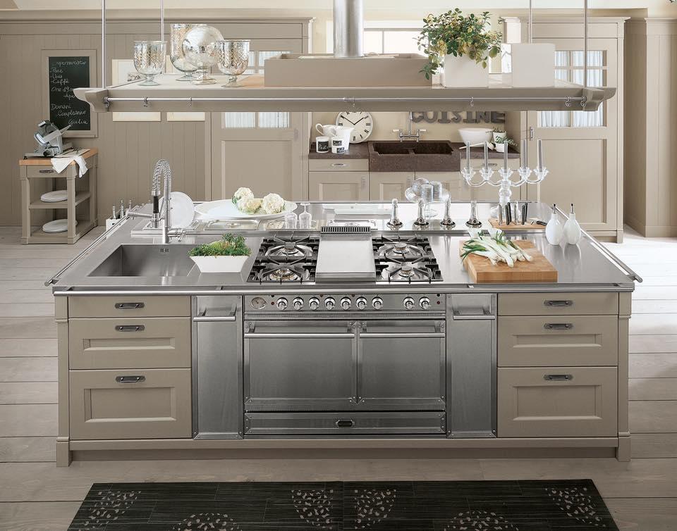 Cucine Moderne Stupende.Le Cucine Minacciolo In Stile Shabby Foto