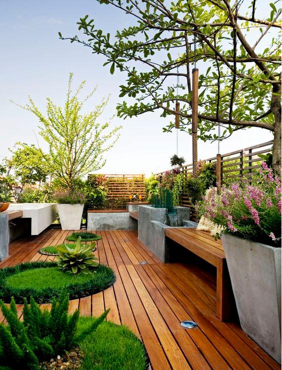 Scegli come arredo il design per il terrazzo (FOTO)