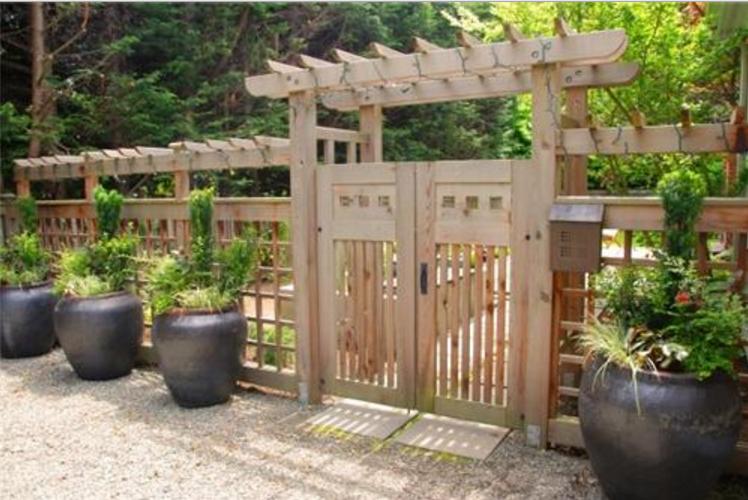 Recinzioni Per Giardino Fai Da Te.Ecco Cosa Puoi Realizzare Con Il Fai Da Te Legno In Giardino