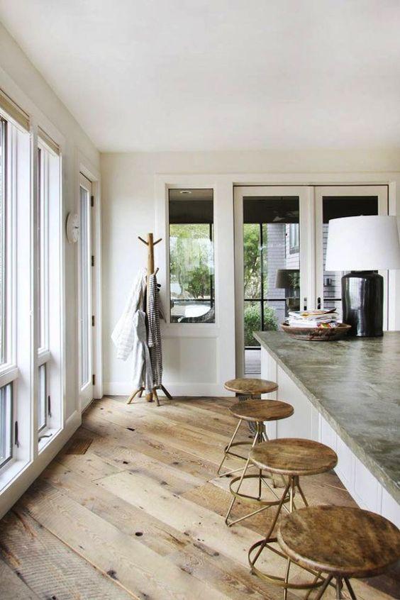 13 tipi di pavimenti diversi per la cucina: quale ...