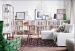 libreria billy nel salone