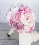 Matrimonio shabby chic: bouquet