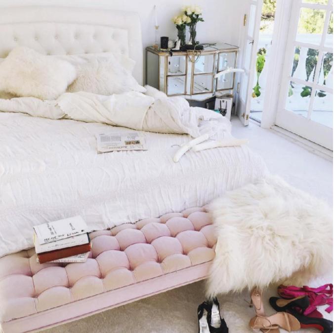 7 panche per camere da letto: le forme e le nuance più di ...