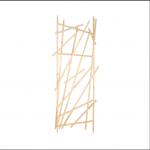 parete divisoria legno asymmetric