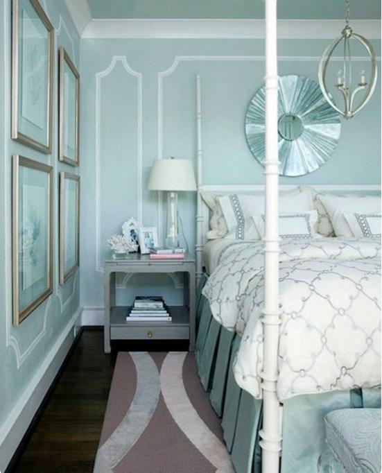 Dipingi la tua casa con le pareti verde chiaro (FOTO)
