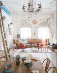 Progetto appartamento: visuale salone